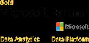 Microsoft Gold Partner Data Analytics and Data Platform