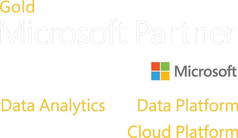 Microsoft Gold Partner - Data Analytics and Data Platform and Cloud Platform