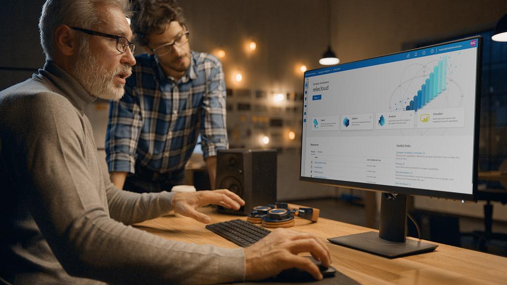 Microsoft Azure Analytics - Unified Analytics Platform